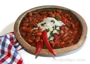 Firecracker Chili Recipe