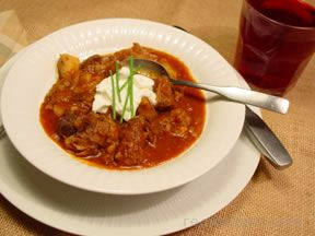 Hungarian Beef Stew Goulash Recipe