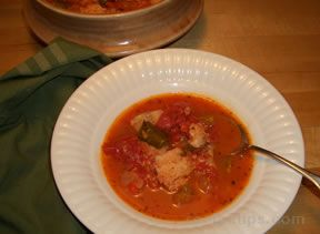 Mediterranean Fish Soup Recipe