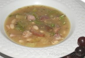 Ham and  Bean SoupnbspRecipe