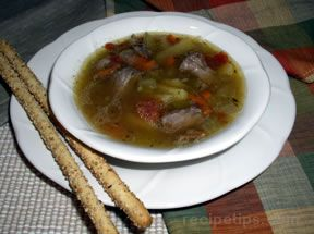 Oxtail SoupnbspRecipe