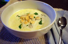 Oyster Stew with Vegetables Recipe
