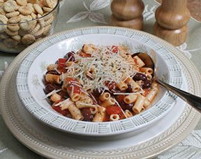 Red Kidney Beans and Pasta Soup Recipe