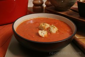 Spicy Tomato SoupnbspRecipe