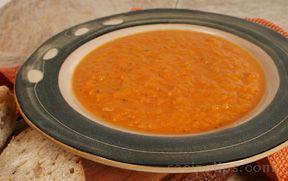 Sweet Potato SoupnbspRecipe