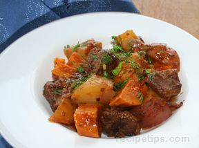 Two Potato Stew Recipe