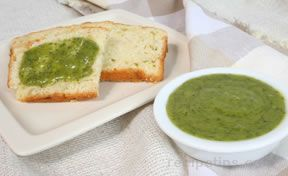 Basil Butter Recipe