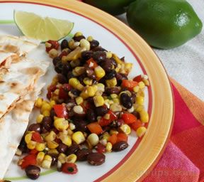 Bean and Corn SaladnbspRecipe