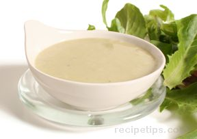 blue cheese and mustard dressing Recipe
