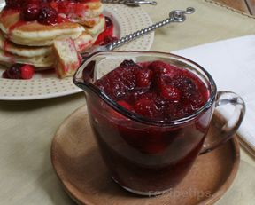 Cranberry Syrup