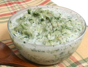 Creamy Cucumber Relish Recipe