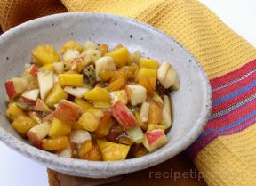 Fresh Fruit Salsa Recipe