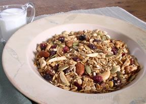 Granola Mix Recipe
