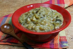 Green Chile Salsa