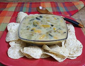 Green Chile Sauce Recipe