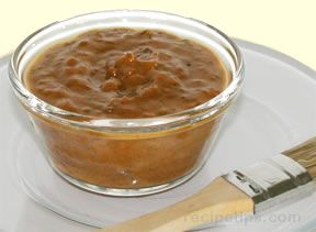 Honey Mustard Barbecue Sauce
