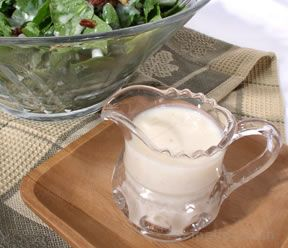 horseradish salad dressing Recipe