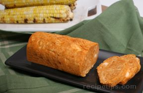 Grilled Corn with Smoked Paprika Butter