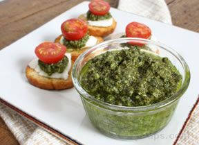 Basic Pesto Recipe