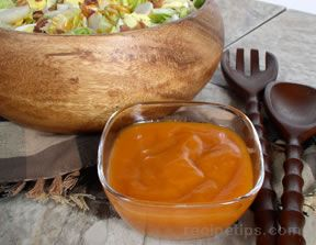 Sweet  Sour Salad Dressing Recipe