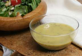 Tarragon Dijon Vinaigrette Recipe