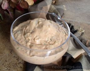 thousand island dressing Recipe