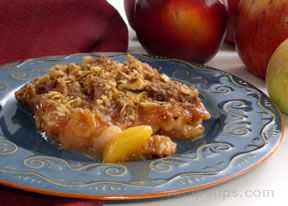 Three Fruit Crisp Recipe