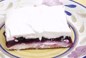 Blueberry Cream Cheese Dessert