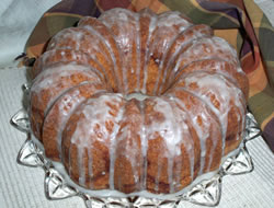 Apple Bundt Cake Recipe
