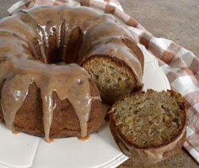 Apple Butter Cake Recipe