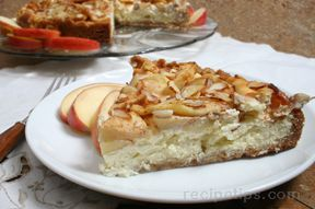 Apple Cheesecake Recipe