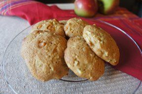 caramel apple cookies Recipe