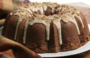 apple spice bundt cake Recipe