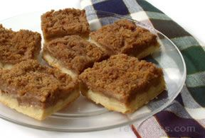 Apple Strudel Bars