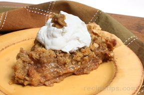Apple Walnut PienbspRecipe