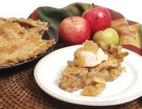 apple pie ala mode Recipe