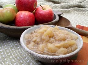 Chunky Applesauce Recipe