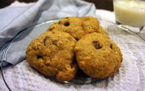 applesauce oatmeal cookies Recipe
