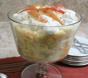 Harvest Trifle Recipe