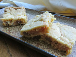 Blonde Caramel Bars