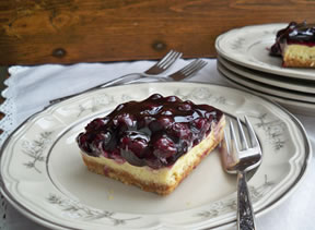 blueberry cheesecake dessert Recipe