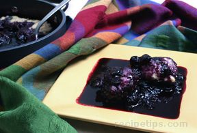 Blueberry Grunt Recipe