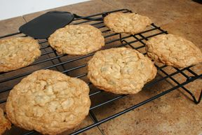 butterscotch chocolate chip cookie Recipe