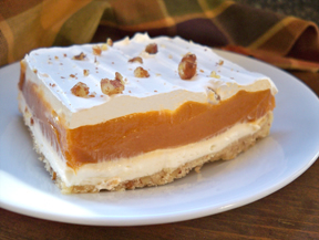 Butterscotch Dessert