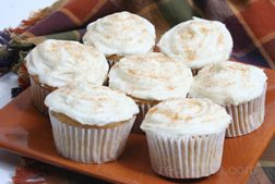 Ginger Carrot Cupcakes Recipe