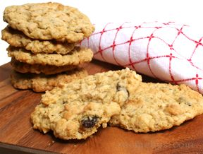 Cereal Raisin Cookie Recipe
