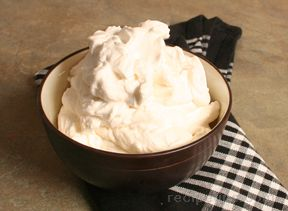 Chantilly Cream Recipe