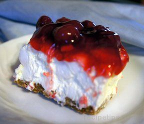 Cherry Cha Cha Dessert