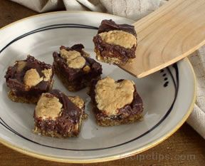 chocolate dream bars Recipe