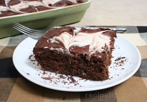 Chocolate Caramel Ice Cream CakenbspRecipe